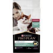 Pro Plan Life Clear Kitten - Сухой корм для котят (индейка)