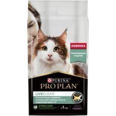 """""""Pro Plan Life Clear - Сухой корм для стерилизованных кошек с индейкой"""