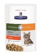 """Hills PD Feline Metabolic+Urinary - ПАУЧ ДЛЯ КОШЕК"