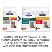 "HILLS ""Metabolic Urinary Stress"" - Корм для кошек (1,5 кг)"