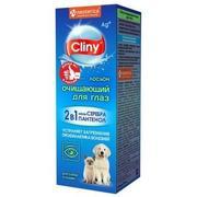 Cliny - Лосьон очищающий для глаз для собак и кошек