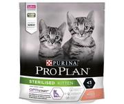 Pro Plan Junior Sterilised - Сухой корм для котят (лосось)