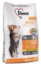 1st choice - сухой корм для собак мелких пород