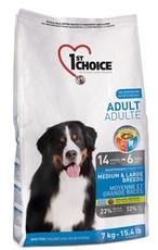 1st choice - сухой корм для собак средних и крупных пород