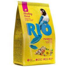 Рио - корм для средних попугаев в период линьки