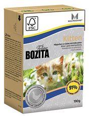 "Bozita Funktion ""КITTEN"" - Консервы для котят"