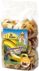 Jr farm - лакомство для грызунов кусочки банана