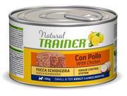 Trainer Natural Mini Adult Chicken, Rice and Aloe Vera - Консервы для собак