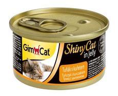 Gimpet shinycat - тунец с цыпленком в желе