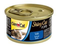 Gimpet shinycat - тунец в желе