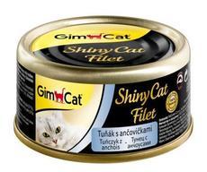 "Gimpet ShinyCat Filet - ""ТУНЕЦ С АНЧОУСАМИ"""
