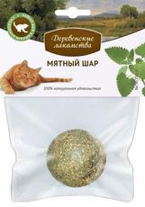 Деревенские лакомства - мятный шар (3,5 см)
