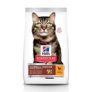 Hills SP Feline Mature Hairball Control - Сухой корм для пожилых кошек