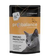 """ProBalans """"Immuno говядина"""" - Консервы для кошек"""