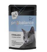 """ProBalans """"Sterilised"""" - Консервы для кошек"""