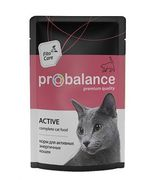 """ProBalans """"Active"""" - Консервы для кошек"""