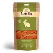 """AlpenHof """"Медальоны из кролика"""" - Лакомство для собак мелких пород"""