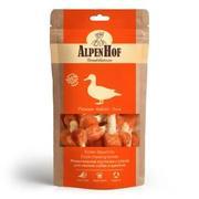 """AlpenHof """"Жевательные косточки с уткой"""" - Лакомство для собак мелких пород"""