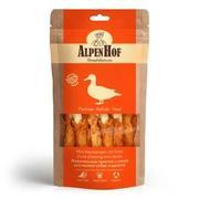 """AlpenHof """"Жевательные палочки с уткой"""" - Лакомство для собак мелких пород"""