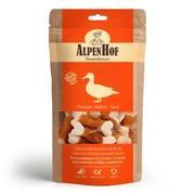 """AlpenHof """"Кальцевые косточки с уткой"""" - Лакомство для собак мелких пород"""