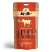 """AlpenHof """"Нарезка из филе теленка"""" - Лакомство для собак средних и крупных пород"""