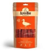 """AlpenHof """"Нарезка из филе утки"""" - Лакомство для собак средних и крупных пород"""