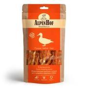 """AlpenHof """"Жевательные палочки с уткой"""" - Лакомство для собак средних и крупных пород"""