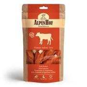 """AlpenHof """"Рулетики из телятины"""" - Лакомство для собак средних и крупных пород"""