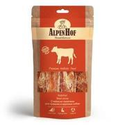 """AlpenHof """"Стейки из телятины"""" - Лакомство для собак средних и крупных пород"""