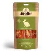 """AlpenHof """"Стейки из кролика"""" - Лакомство для собак средних и крупных пород"""
