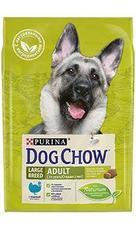 Dog chow adult large breed - сухой корм для собак