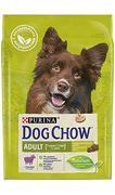 "Dog Chow Adult ""Ягненок"" - Сухой корм для собак (14 кг)"