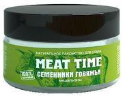 """MEAT TIME """"Семенники говяжьи Медальоны"""" - Лакомство для собак"""