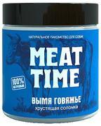 """MEAT TIME """"Вымя говяжье Хрустящая соломка"""" - Лакомство для собак"""