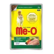"""ME-O """"КУРИЦА В СОУСЕ"""" - Консервы для кошек"""