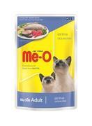 """ME-O """"ОКЕАНИЧЕСКАЯ РЫБА В ЖЕЛЕ"""" - Консервы для кошек"""