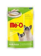 "ME-O ""САРДИНА КУРИЦА В ЖЕЛЕ"" - Консервы для кошек"