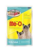 "ME-O ""ТУНЕЦ КУРИЦА В ЖЕЛЕ"" - Консервы для кошек"