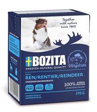 Bozita naturals кусочки в желе с оленем - консервы для собак