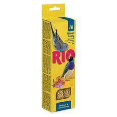 Rio - палочки для волнистых попугайчиков с медом