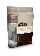 Acana heritage корм для собак - light & fit
