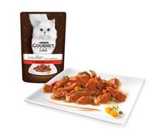 """""""Gourmet A La Carte """"ГОВЯДИНА И ОВОЩИ"""" - КОНСЕРВЫ ДЛЯ КОШЕК"""