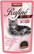 Корм для котят ANIMONDA Rafine Soupe Kitten - КОКТЕЛЬ ДЛЯ КОТЯТ ИЗ ДОМАШНЕЙ ПТИЦЫ И КРЕВЕТОК