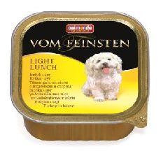 """""""ANIMONDA Von Feinsten Light Lunch"""" -  КОНСЕРВЫ ДЛЯ СОБАК С ИНДЕЙКОЙ И СЫРОМ"""
