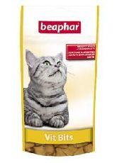 Beaphar vit bits - витаминизированное лакомство для кошек