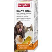 BEAPHAR Bea Vit Total - ВИТАМИНЫ ДЛЯ ЖИВОТНЫХ (13122)