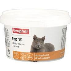 Beaphar top 10 - витамины с таурином для кошек