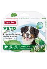 Beaphar bio spot on - капли от блох, клещей и комаров для собак крупных пород