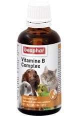 Beaphar vitamin b complex - витамины для животных