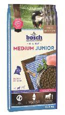 "Bosch ""Junior medium"" - Сухой корм для щенков"